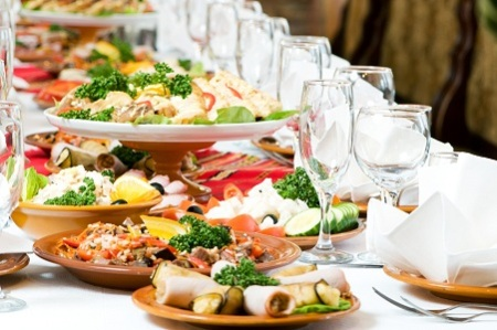 bigstock-catering-table-set-service-wit-18987848