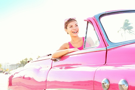 bigstock-Retro-woman-smiling-happy-in-o-31837979