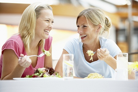 bigstock-Female-Friends-Having-Lunch-To-13895303
