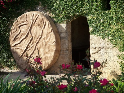 bigstock-Tomb-of-Jesus-37870585