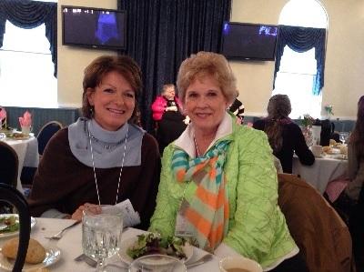 Judy and Eliz