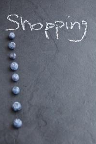 bigstock-Shopping-List-Background-43462450