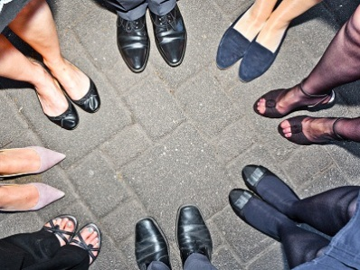 bigstock-Shoes-Of-Party-People-Standing-46896751