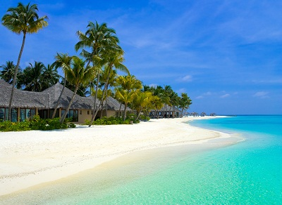 bigstock-Beach-Bungalows-On-A-Tropical--4500025