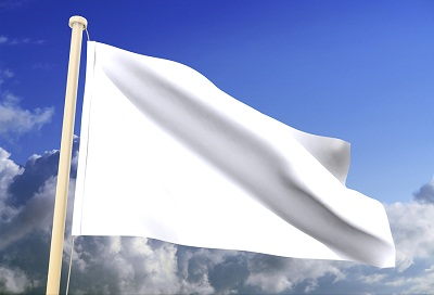 bigstock-White-Flag-Clipping-Path--2195366