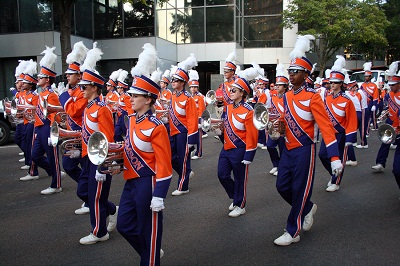 bigstock-Clemson-Marching-Band-In-Gator-4405527