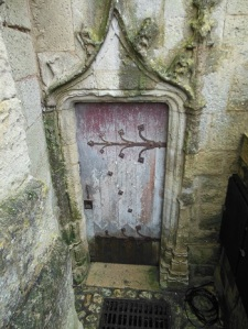 cool door in st emilion