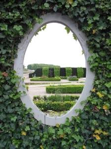 gardens at Chateau Kierwan
