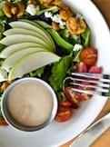 bluebird salad