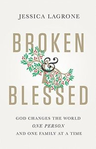 Broken and Blessed book