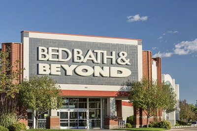 FORT COLLINS, CO, USA - SEPTEMBER 16 2014: Bed Bath & Beyond Inc