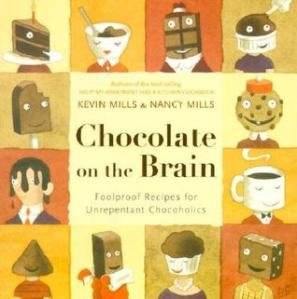 chocolate on the brain