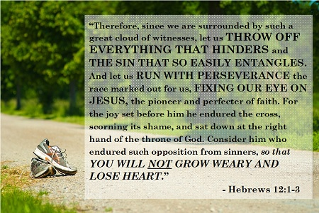 Hebrews 12 1-3