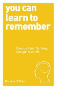 You can learn to remember