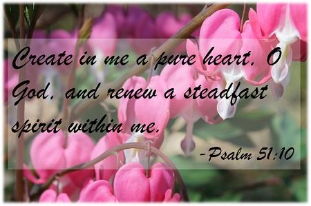 psalm 51-10a