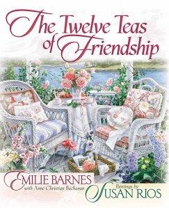 12 teas of friendship