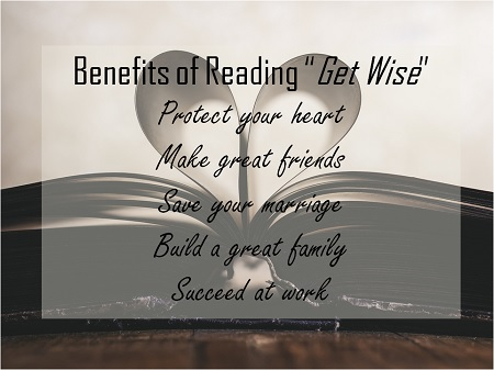 Benefits of Reading Get Wise