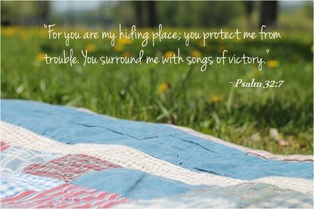 Psalm 32 7