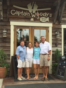 Captain woodys