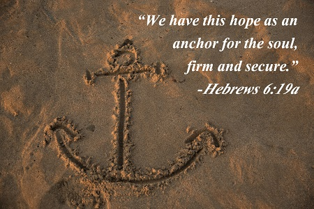 hebrews 6 19a