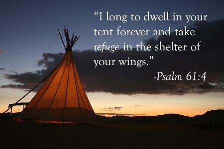 Psalm 61 4