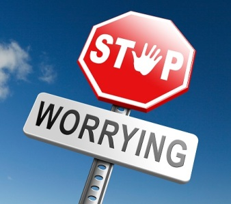 stop worrying no more worries solve all problems and relax keep